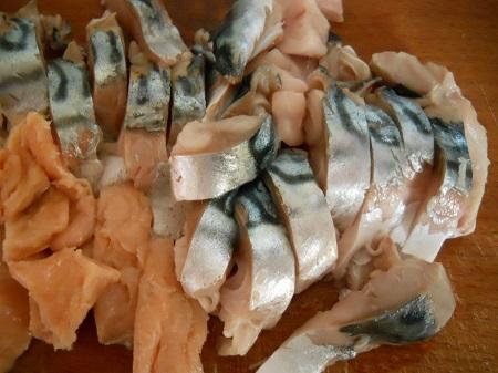 домашняя ветчина из рыбы